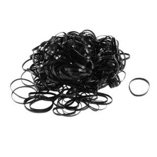 Black Hair Tie Pack