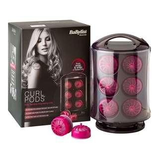 NEW! BaByliss Curling Pods (Heated Rollers)