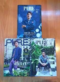 Pure teen eng magazine