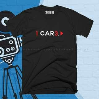 13 Reasons Why 1 CAR3 Shirt