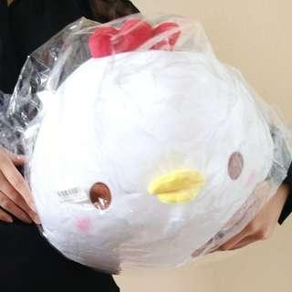 Piyomaru chick chicken bird plush stuffed toy
