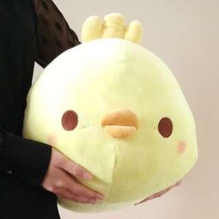 Piyomaru chick chicken bird plush stuffed animal