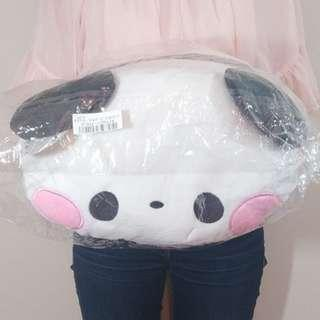 Large rolling panda stuffed toys