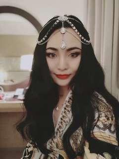 🚚 全新-歐美波希米亞頭飾髪飾
