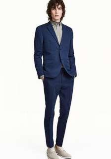 For rent: H&M slimfit suit