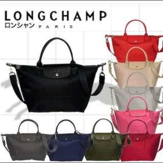 164ac48289 ready stock- 100% Authentic Longchamp Neo Series (Comes With Original  Receipt)