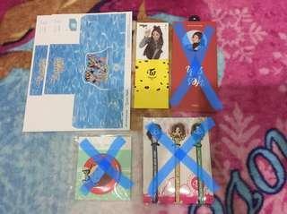 Twice merchandise