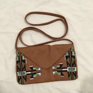 Bohemian Sling Clutch/Bag