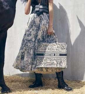 Dior Maxi Skirt