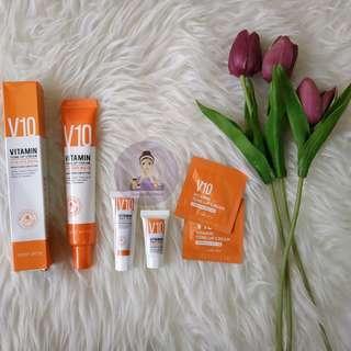 Some by mi V10 Vitamin Tone Up Cream