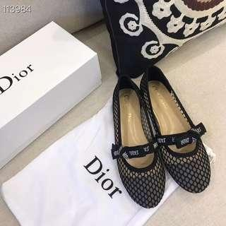Dior Ballerina Shoes