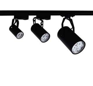 LED Spotlight Track Set
