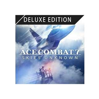 ACE COMBAT 7: SKIES UNKNOWN Deluxe Launch Edition [PC]