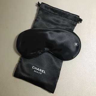 Chanel 眼罩
