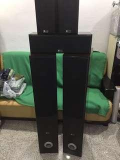 Dynamics Home Theatre System