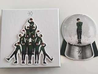 Miracles in December with Kai Snowglobe