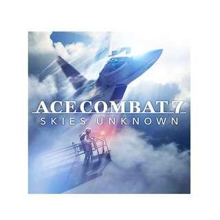 ACE COMBAT 7: SKIES UNKNOWN Launch Edition [PC]