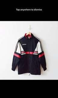 🚚 Adidas Vintage Track Jacket