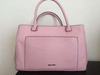 Nine West pink bag
