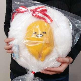 Gudetama lazy egg stuffed toy plush