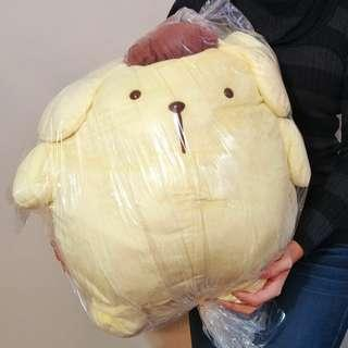 Giant large Pompompurin dog stuffed toy plush