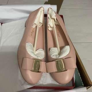 Salvatore Ferragamo Varina Ballet Flats