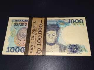 1 BUNDLE 1.000 SISINGAMANGARAJA