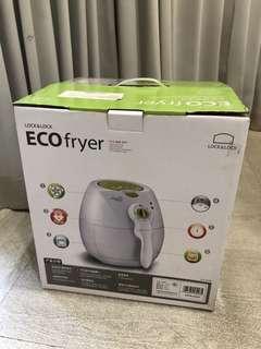 Eco fryer lock n lock less fat