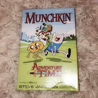 Adventure Time Board Game