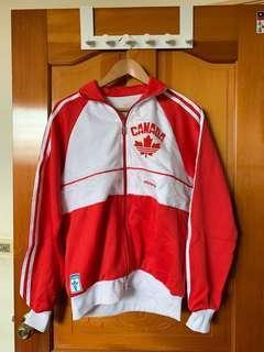 🚚 Adidas Canada 古著 外套