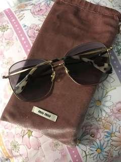 Miumiu sunglasses 太陽眼鏡