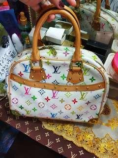 Preloved Lv multicolor limited edition bag!!  With datecode!!