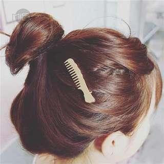 Cute Comb Hairpin