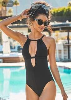 Adore Me Lacee One Piece Swimsuit Plunge - Small (pick up only)