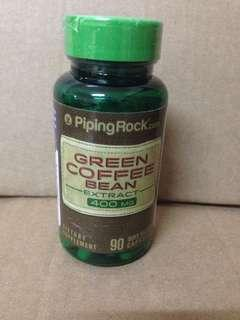Green Coffee Bean Extract 400 mg 90 capsules