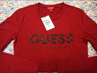Guess sequin top