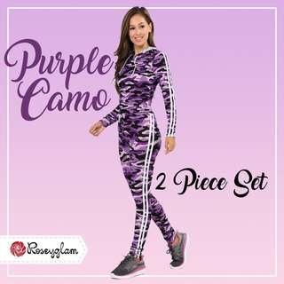 Brand new camo set