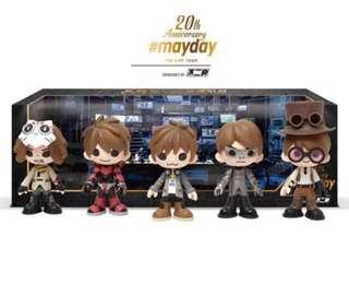 May Day figurines