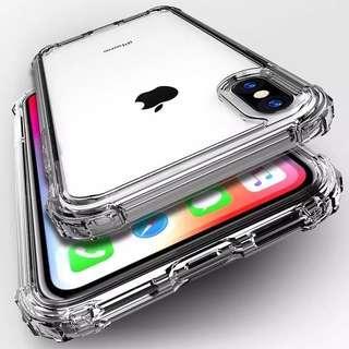 (PO) Anti-Knock IPhone Silicone