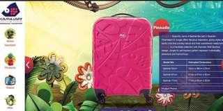 Kamiliant by American Tourister. Pinnado Spinner 77/28 Magenta. Large Luggage. Never used. Rare variant. Read First. RESPECT