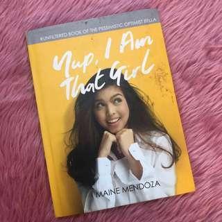 Maine Mendoza #Unfiltered Book