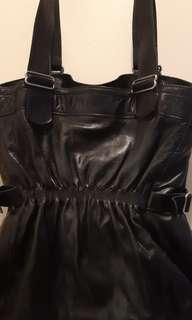 Rudsak Collection Hour Glass Shape Shoulder/Hobo Bag - Pre Owned