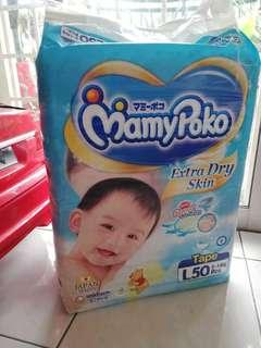 Mamypoko tape L size 3 packs