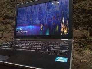 Laptop Dell latitude e6220 core i7