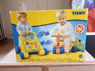 Preloved Tomy 2-in-1 Toddle n ride Bike
