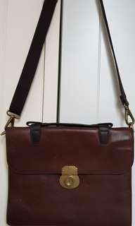 FOSSIL Postman Bag - 98% MULUS, Flash Sale!!