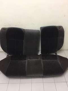 Seat wira aeroback