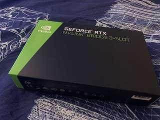 NVIDIA NVLINK Bridge 3 slot