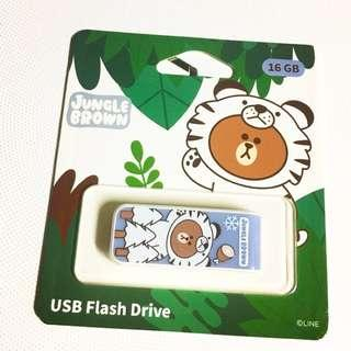 🚚 Line USB隨身碟16g