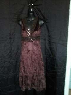 MeiMei velvet dress